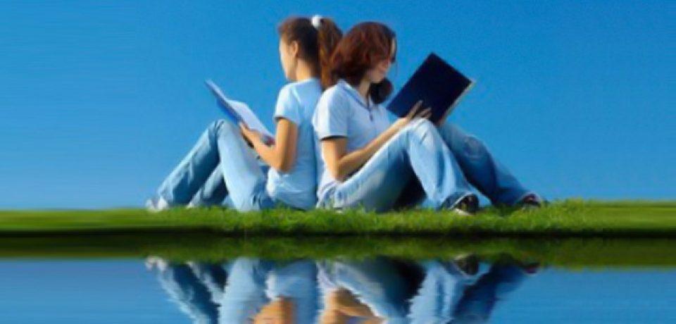 Как лечат книгами?