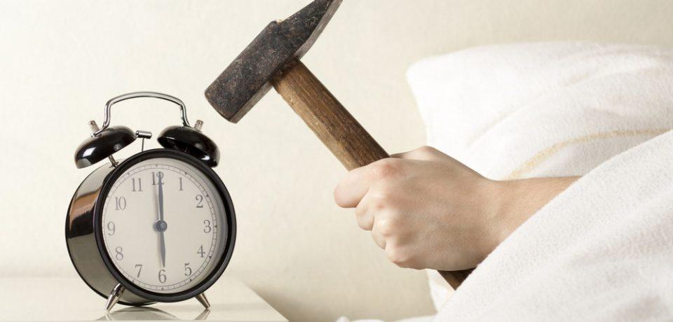 Продолжительность сна и феномен утреннего зомбирования