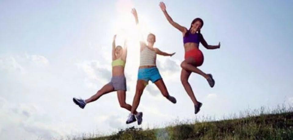 Физические нагрузки и маятник настроения