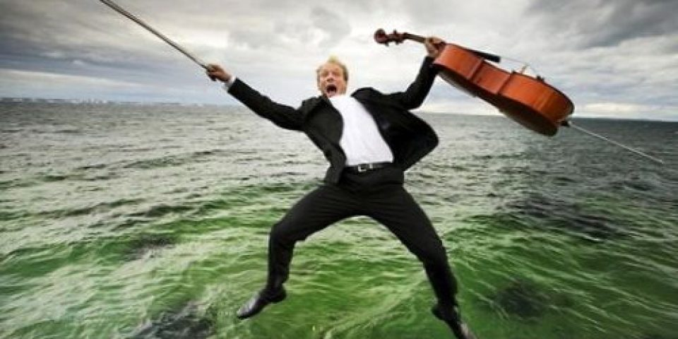 Музыка способна повысить креативность