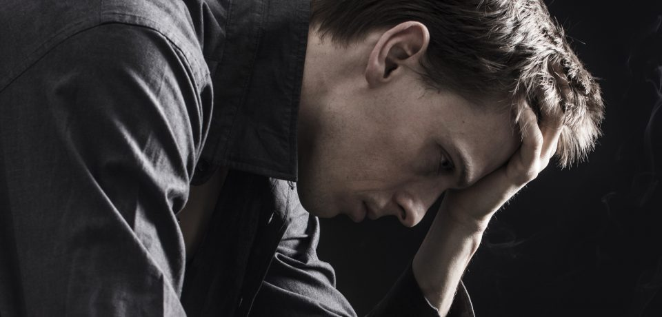 Депрессия меняет работу мозга
