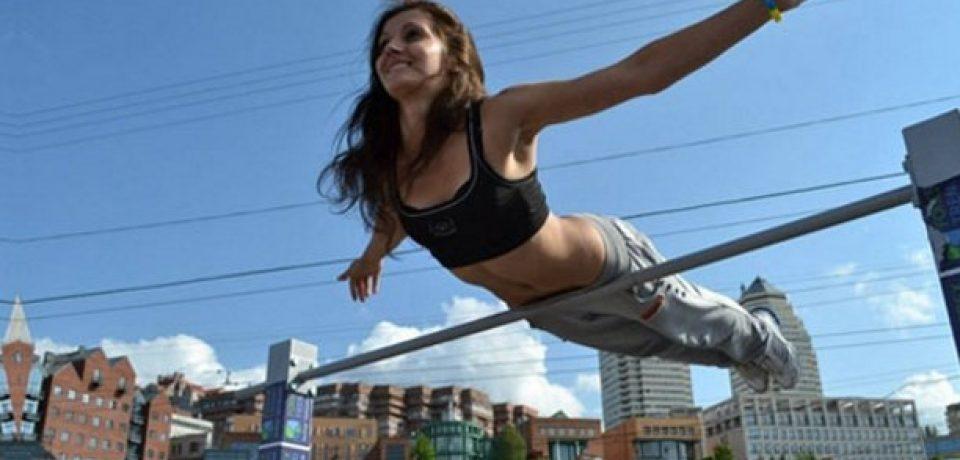 Street Workout: за здоровый образ жизни!