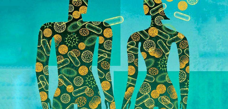 Микробиом — переворот в питании