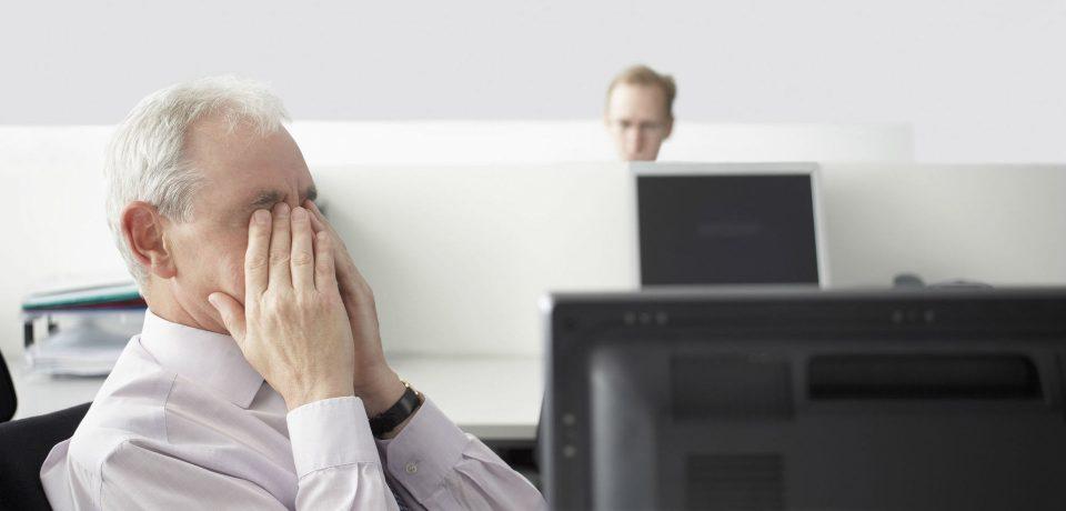 Первый тест на синдром хронической усталости