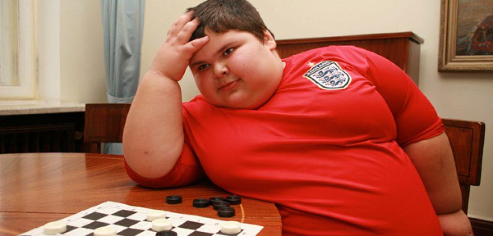 Ожирение сопутствует изменениям в мозге