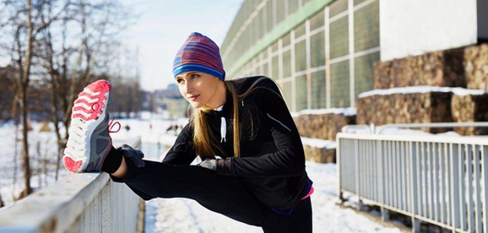 Как мотивировать себя заниматься спортом зимой