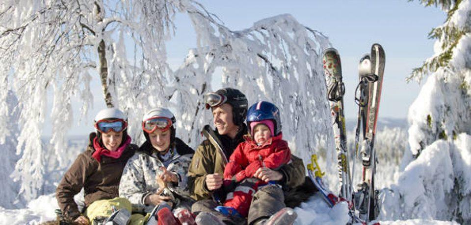 Экологический туризм в Скандинавии