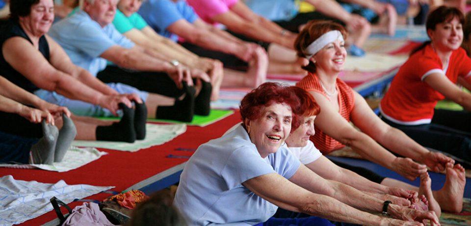 Как сохранять мышцы в тонусе до самой старости