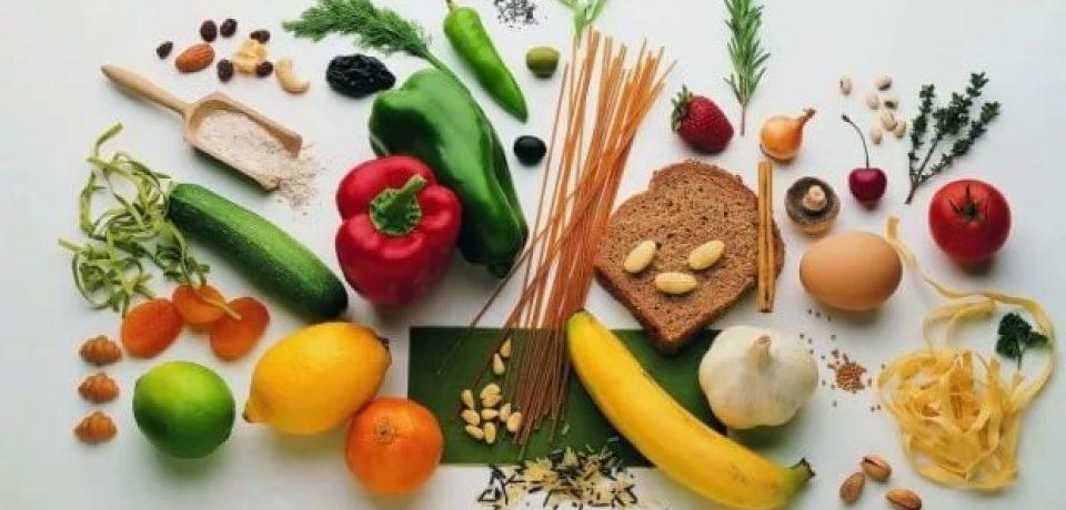 Пирамида питания для крепкого здоровья