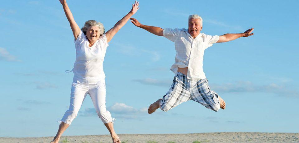Кишечные бактерии обеспечивают здоровую старость