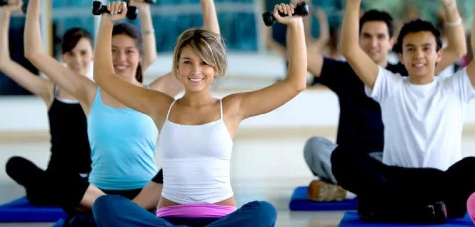 Фитнес против рака